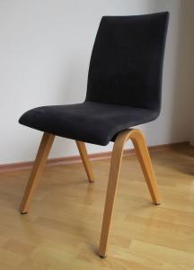 Moizi 40 Bewegungsstuhl Buche natur lackiert Stoff: Comfort S36 anthrazit Vollpolster Sitzhöhe 47 cm 700,00 € 50% reduziert nur noch 350,00 €
