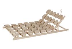 Tellerlattenrost Relax 2000 mit Sitzhochstellung