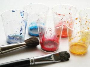Farben für unterschiedliche Stimmungen